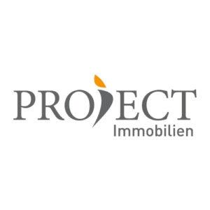 Logo PROJECT Immobilien Wohnen und Gewerbe GmbH