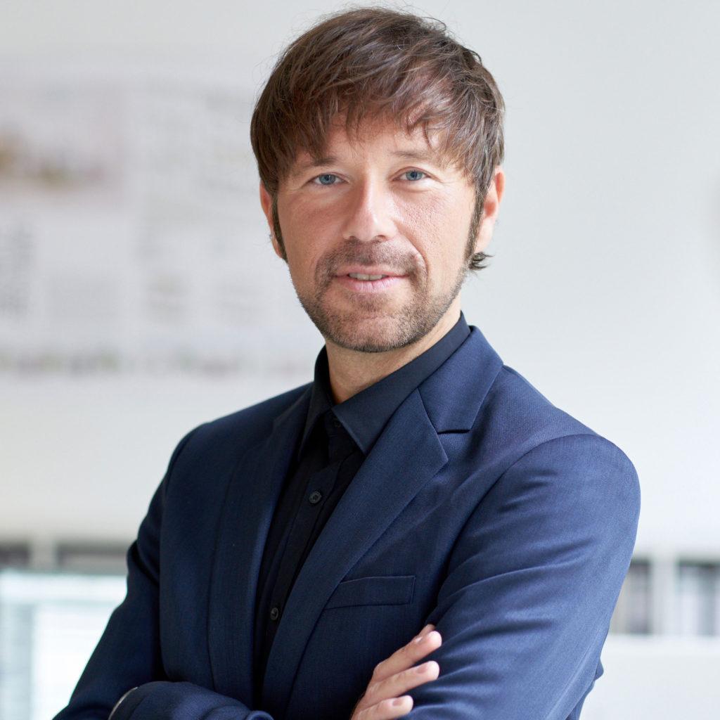 Portraitfoto von Torsten Maceus für Bitsch+Bienstein Architekten in Wiesbaden