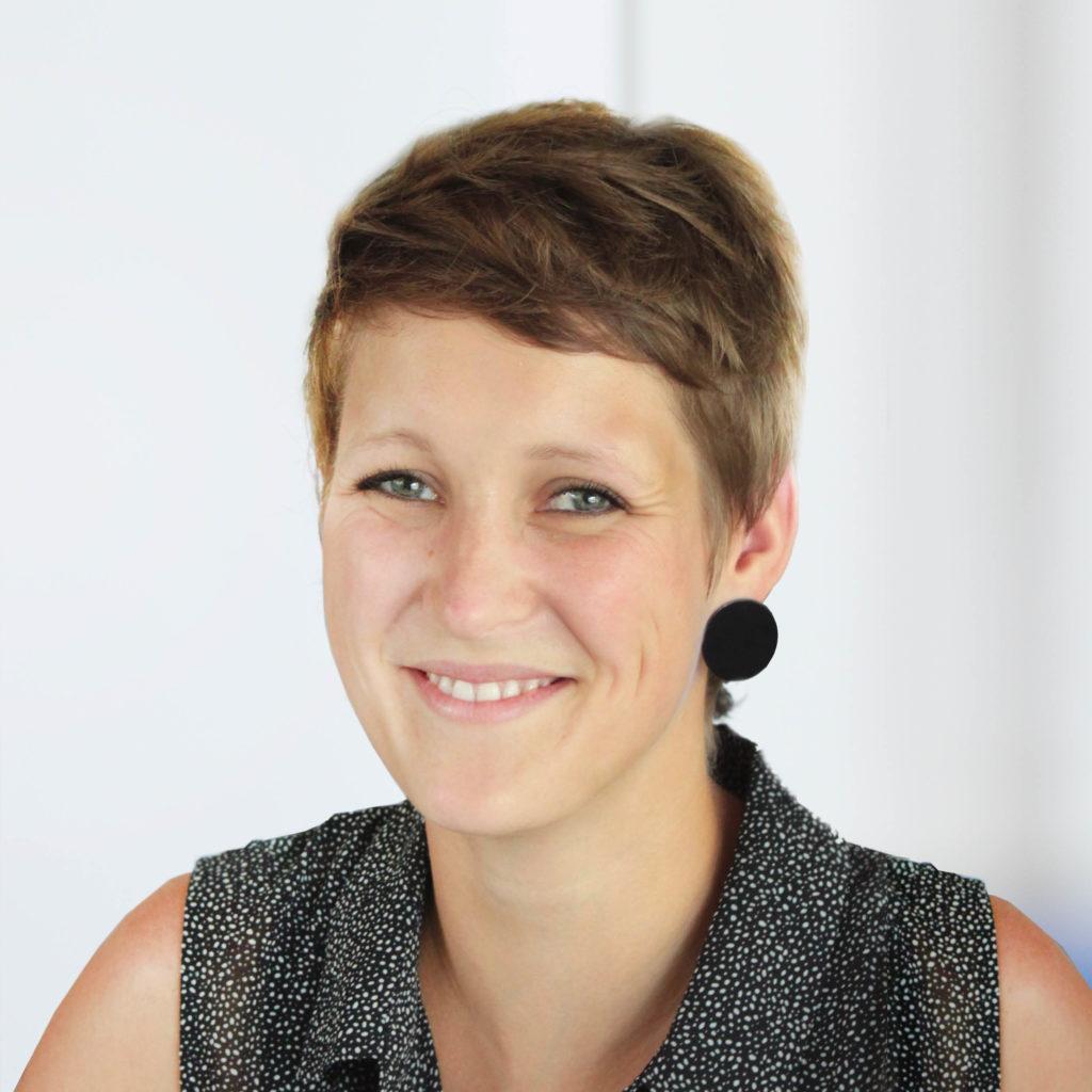Portraitfoto von Anna Fabian für Bitsch+Bienstein Architekten